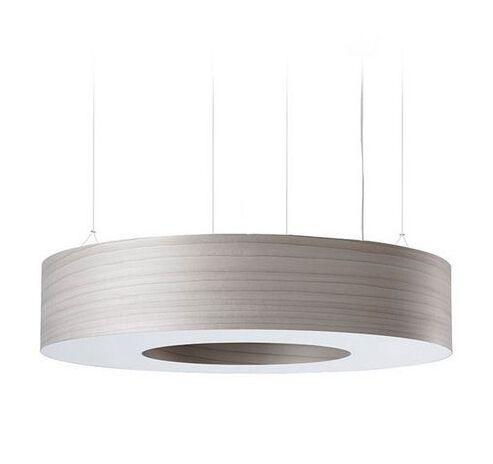Saturnia 9-Light  LED  Pendant Shade Color: Grey