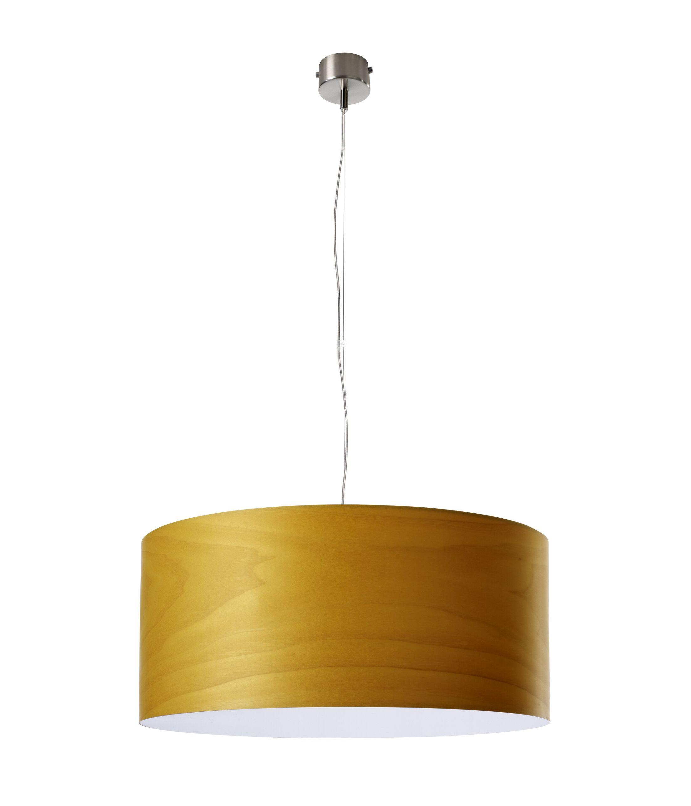 Gea 1-Light Pendant Size: 7.8