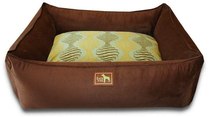 Spirals Easy-Wash Cover Lounge Donut Bolster Size: Large (44
