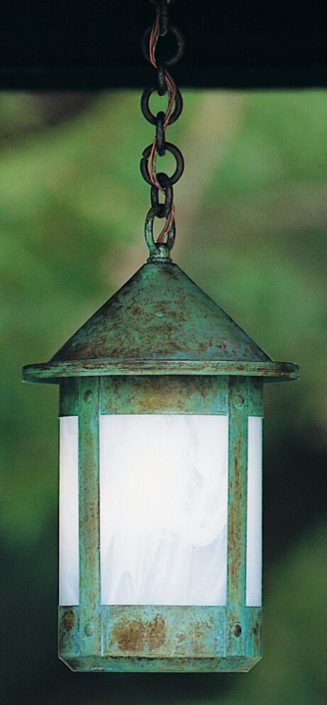 Berkeley 1-Light Lantern Pendant Size: 12.38