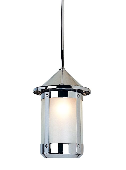 Berkeley 1-Light Foyer Pendant Size: 10.63