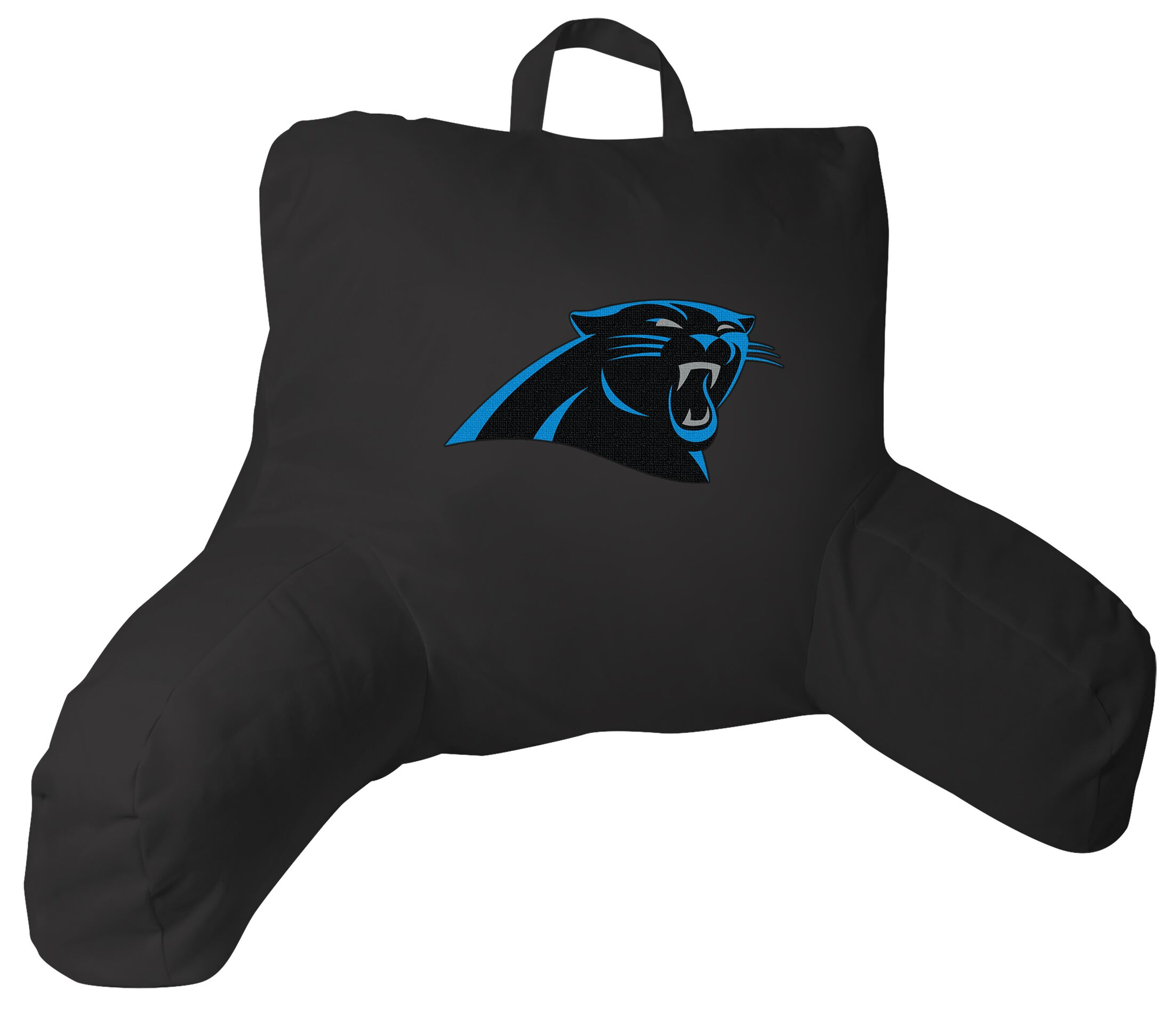 NFL Bed Rest Pillow NFL Team: Panthers