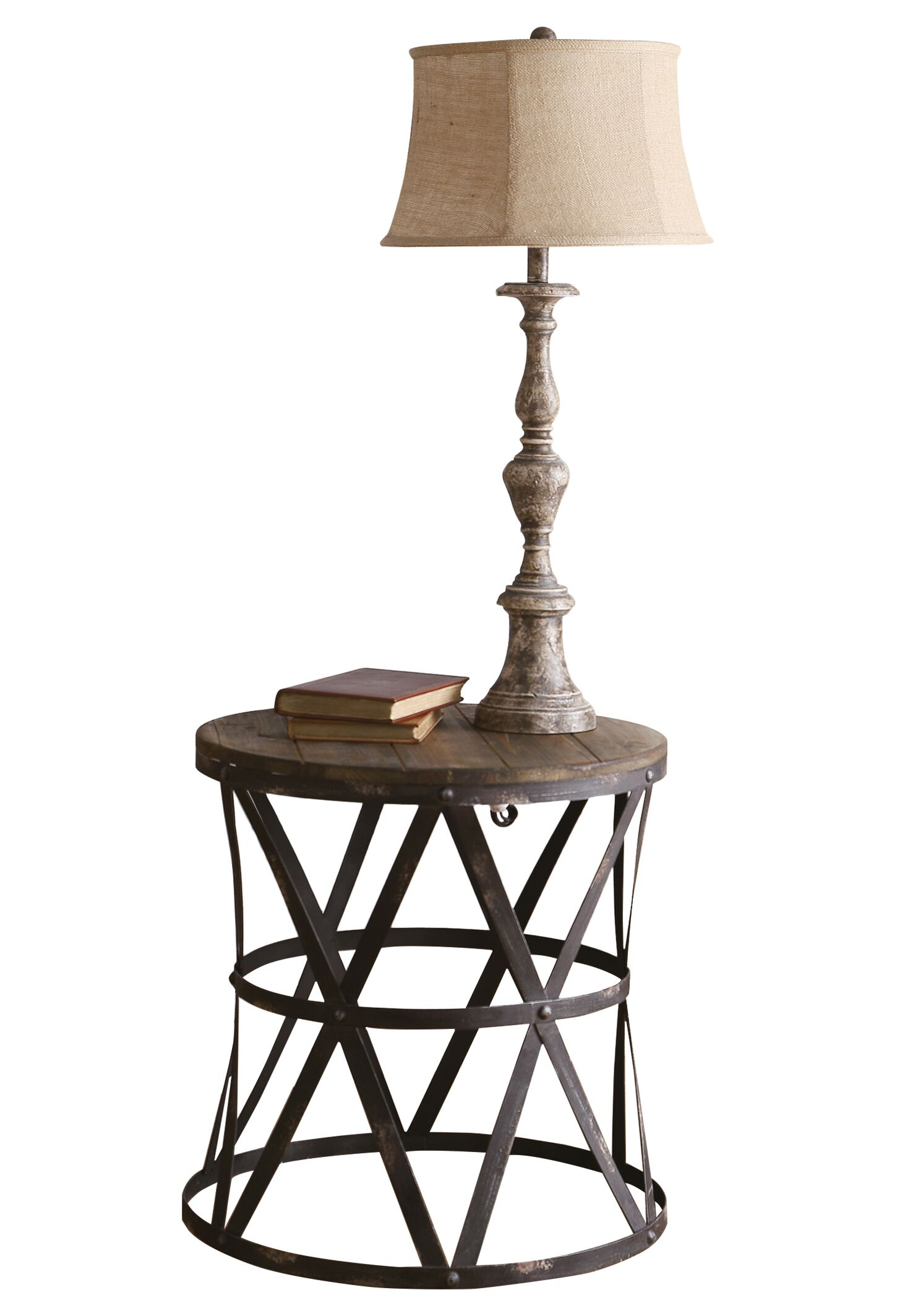 Heraldine End Table