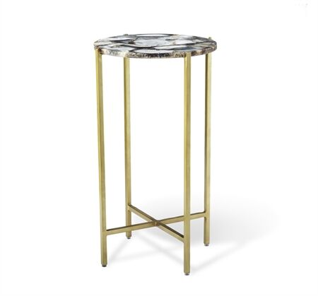 Leonie Agate End Table