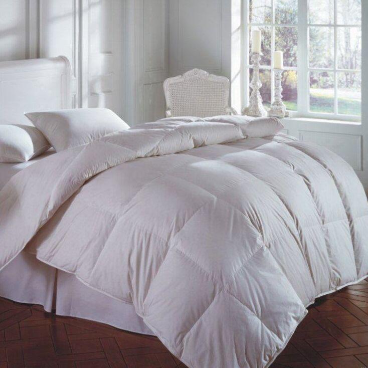 Cascada Lightweight Down Comforter Size: Oversize King