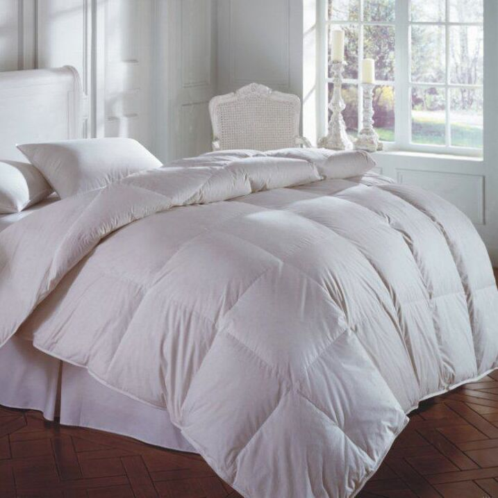 Cascada Heavyweight Down Comforter Size: Oversize Queen