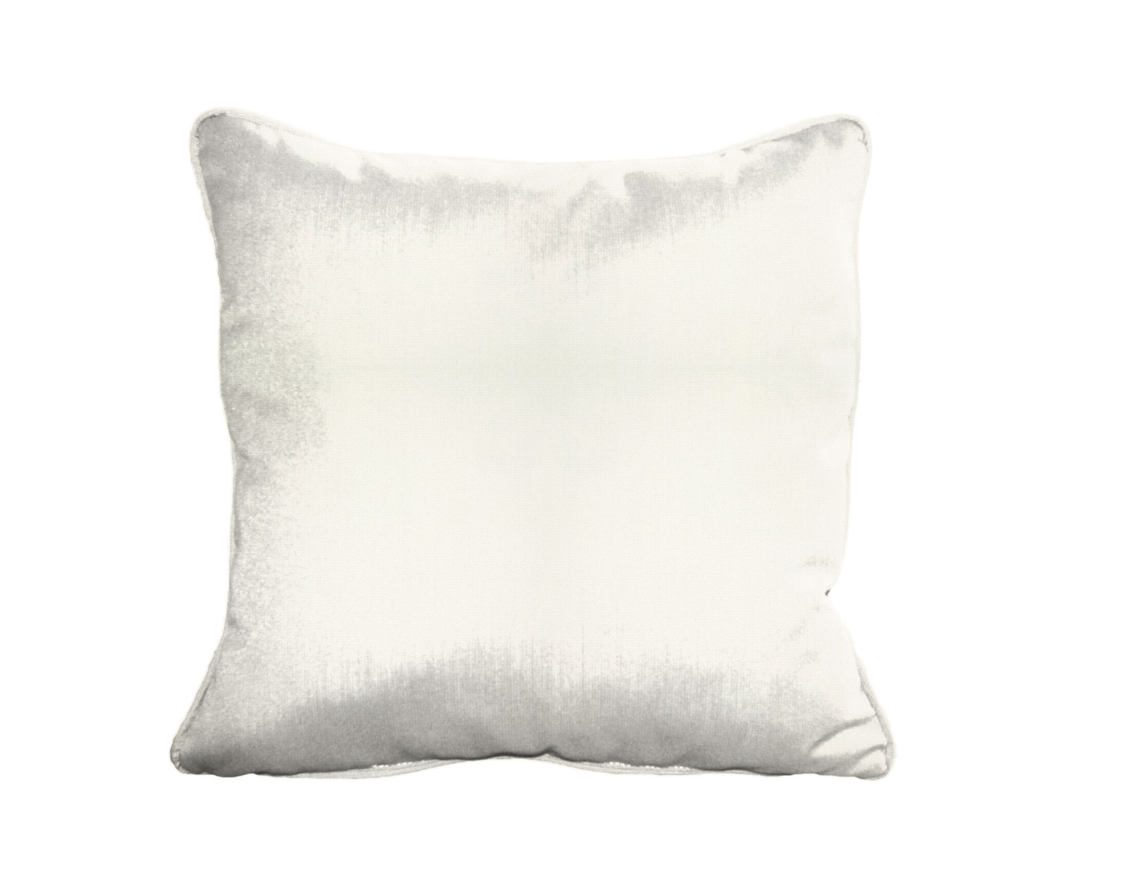 Sunbrella Cushion Indoor/Outdoor Throw Pillow Size: 6