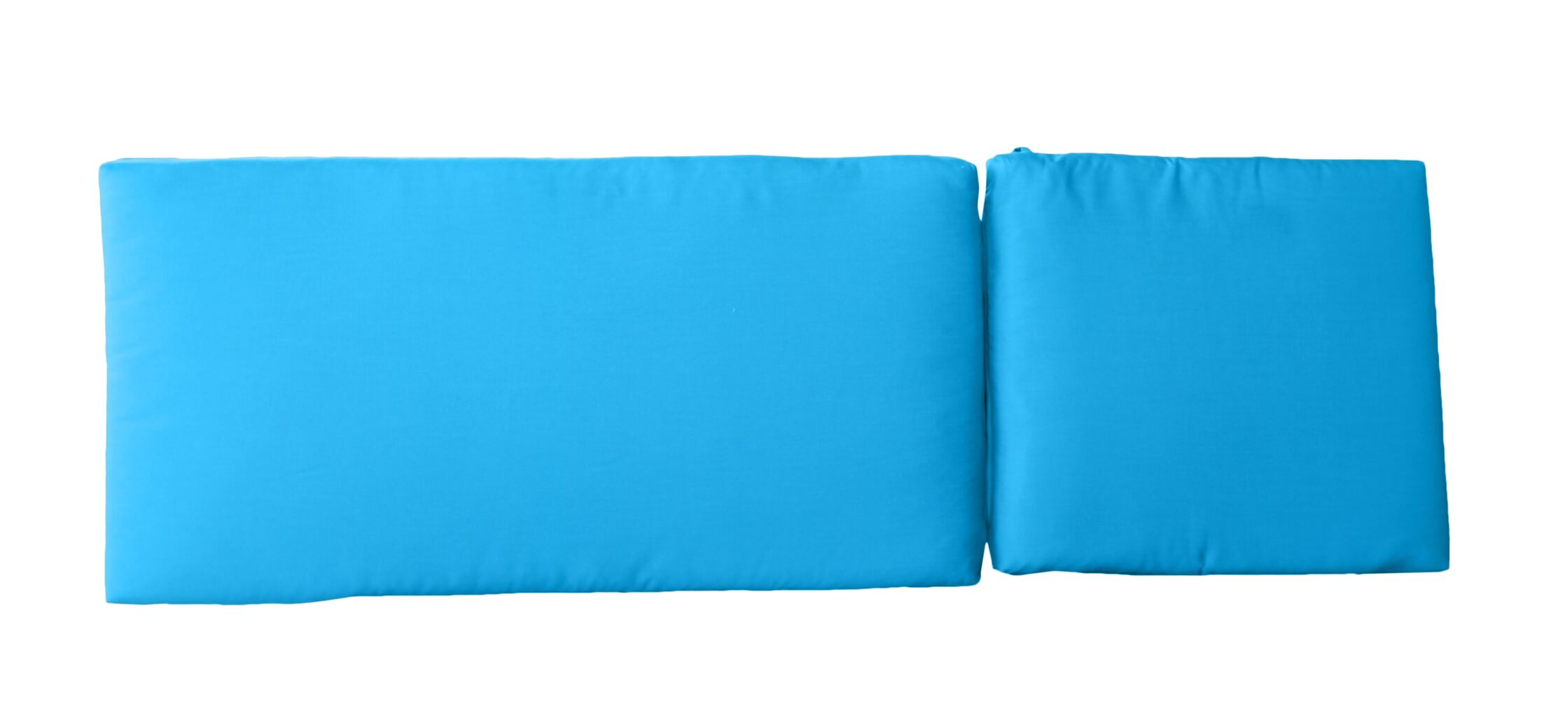 Indoor/Outdoor Sunbrella Chaise Lounge Cushion Fabric: Canvas Pacific Blue