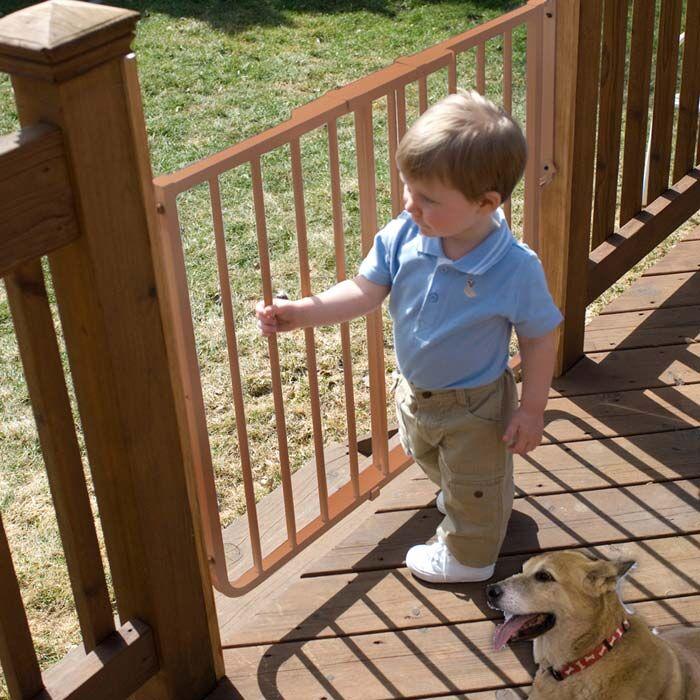 Wall Mounted Pet Gate