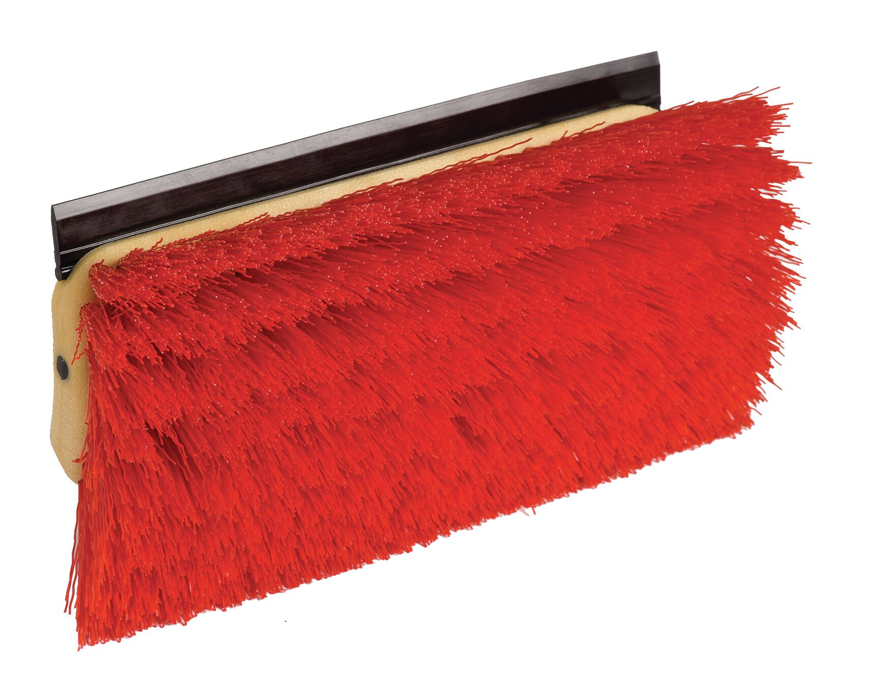 Bi-Level Floor Scrub Brush with Squeegee (Set of 6)