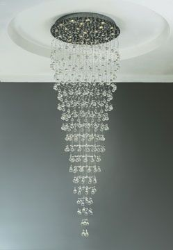 Beverly 22-Light Crystal Chandelier