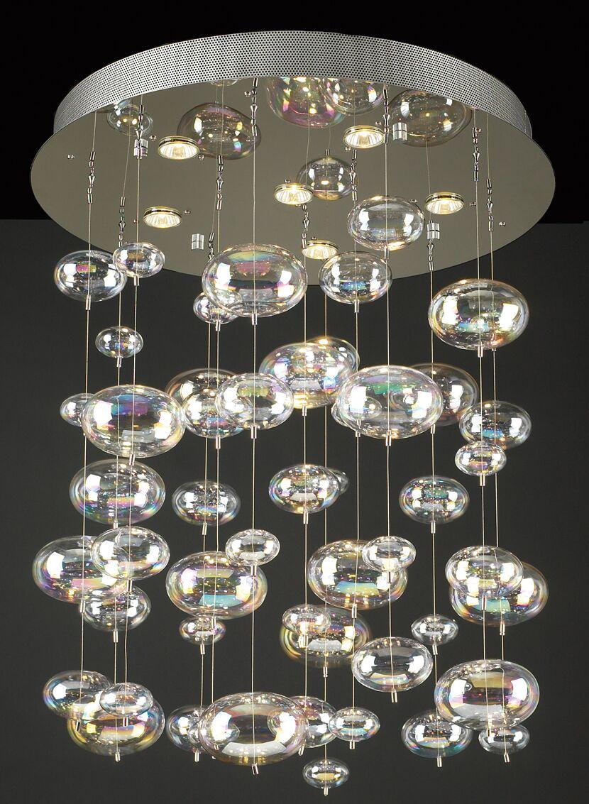 Bubbles 6-Light Pendant