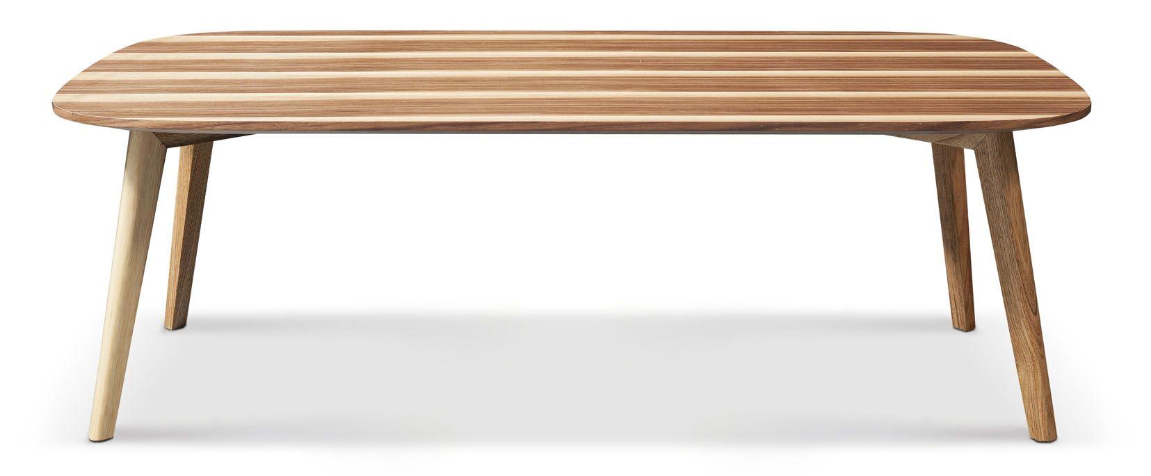Boss Coffee Table Color: Light Walnut, Size: 16