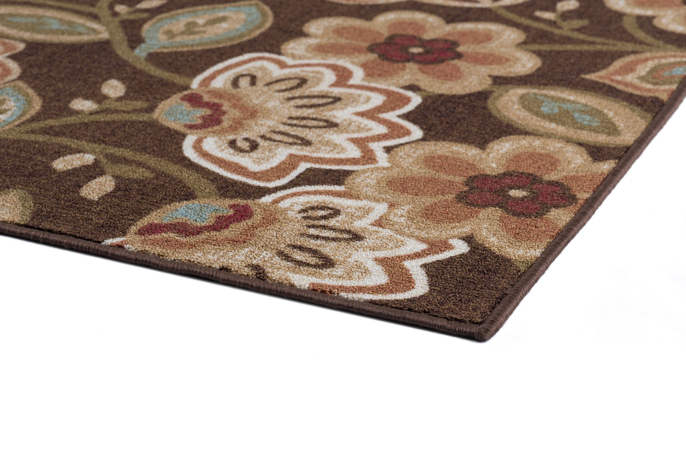 Corrina Brown Area Rug