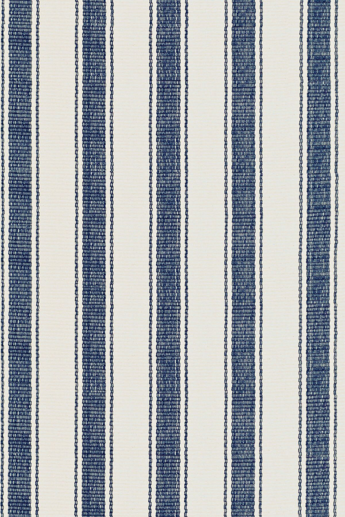 Awning Blue/White Indoor/Outdoor Area Rug Rug Size: 10' x 14'