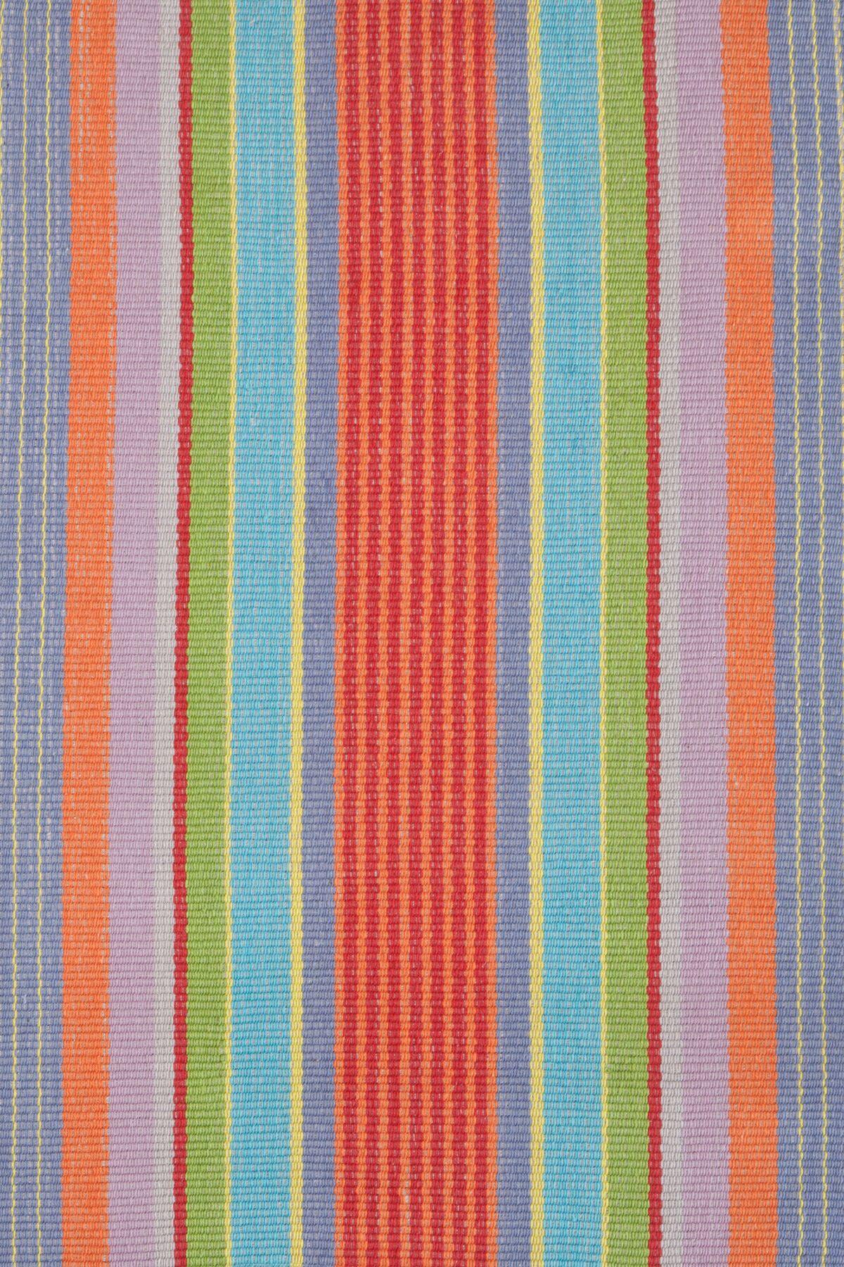 Woven Cotton Flatweave Area Rug Rug Size: 9' x 12'