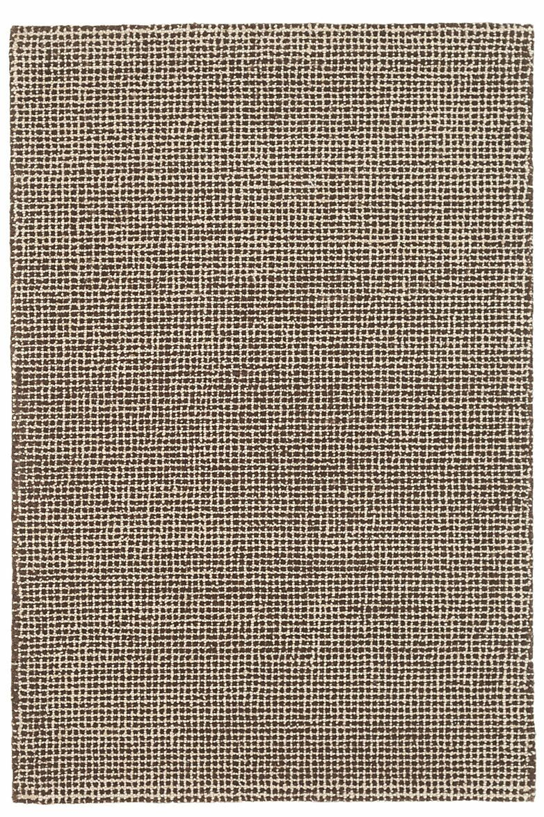 Matrix Hand-Tufted Wool Sable Area Rug Rug Size: 2' x 3'