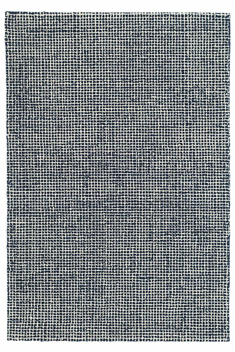 Matrix Wool Ink Area Rug Rug Size: 5' x 8'
