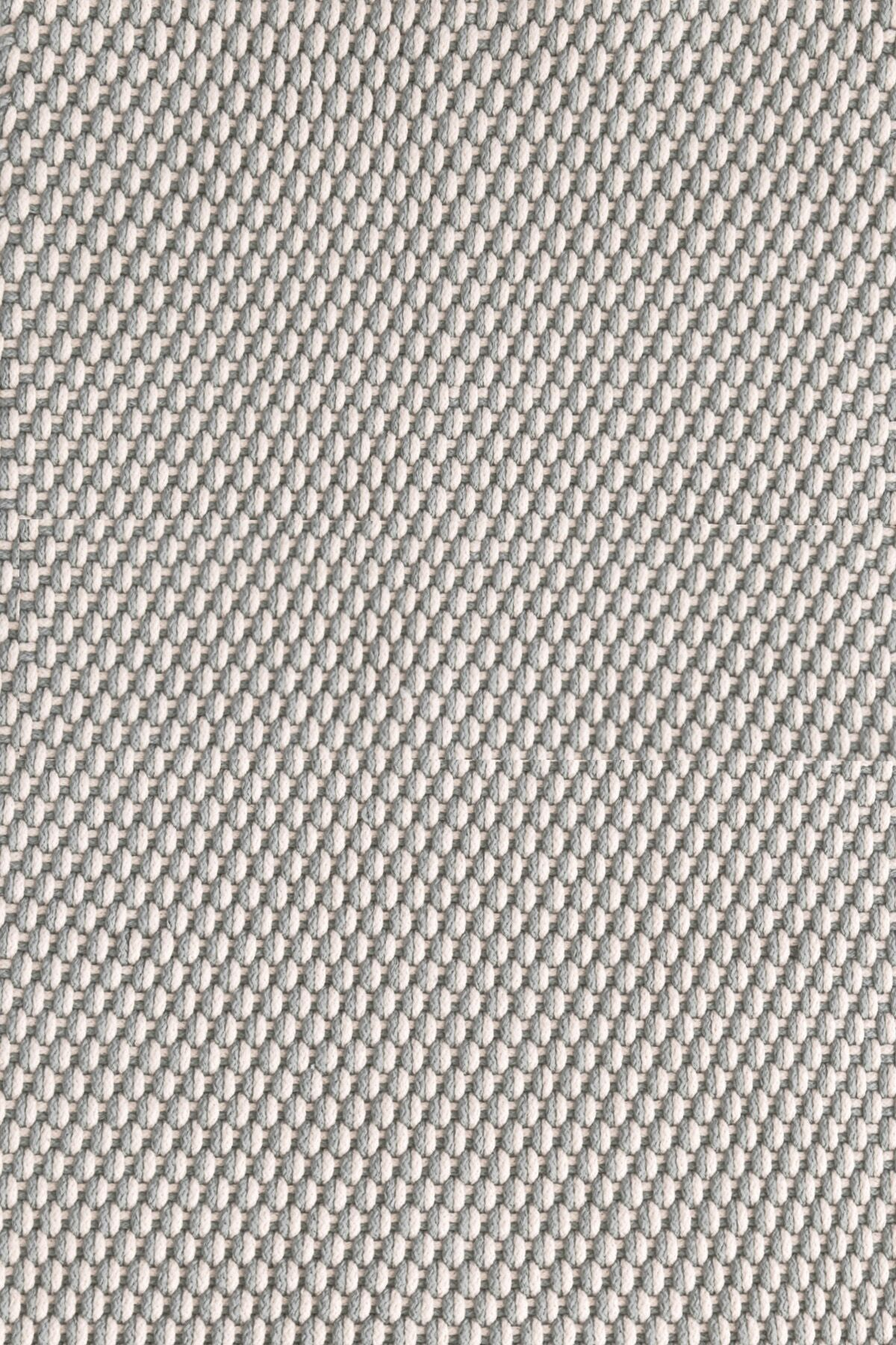 Two-Tone Rope Hand-Woven Platinum/Ivory Indoor/Outdoor Area Rug Rug Size: 2' x 3'