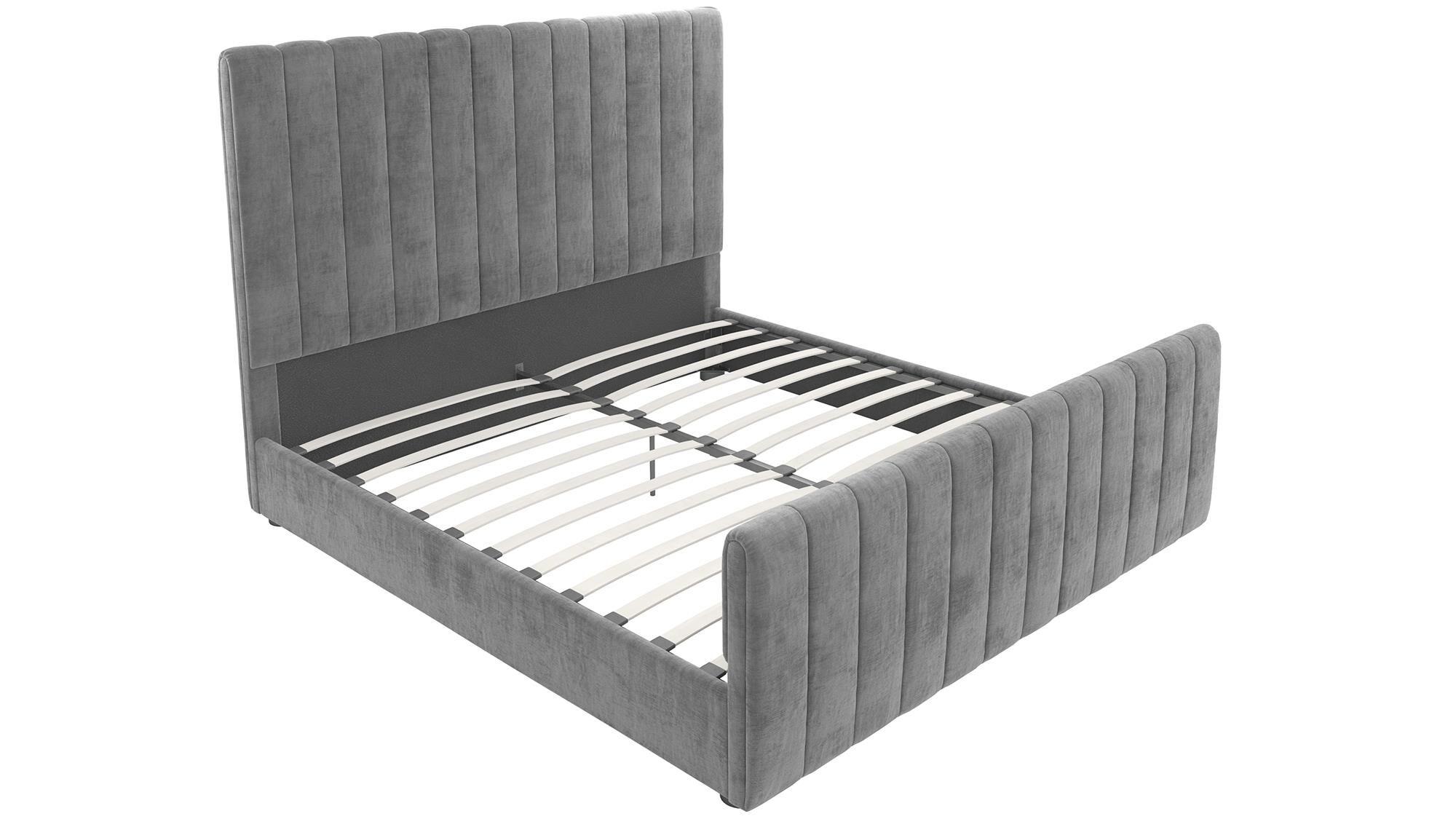 Dovercourt Upholstered Platform Bed Size: Full