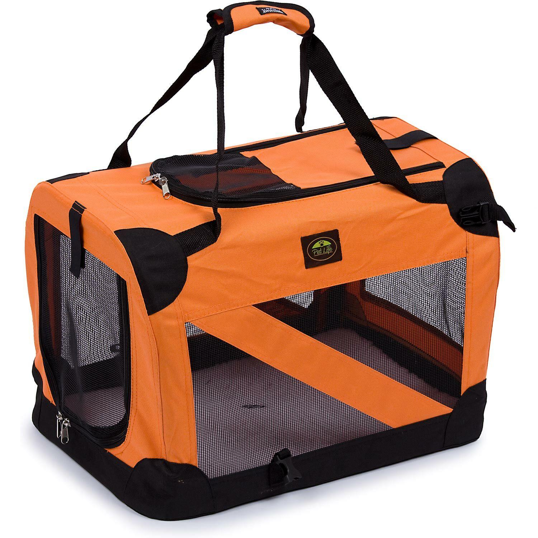 Zippered 360° Vista View Pet Carrier Size: Medium (20.5