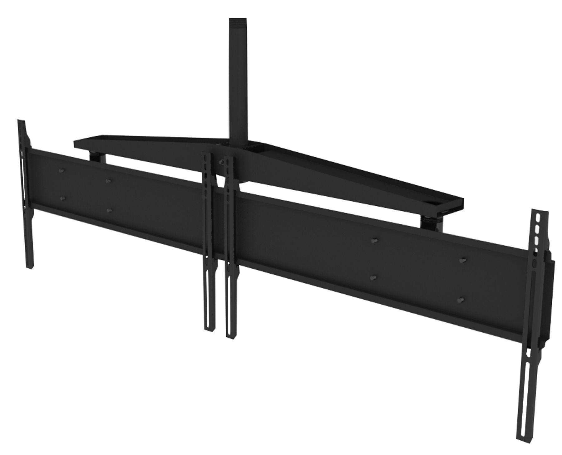 Dual Tilt Universal Ceiling Mount for 37