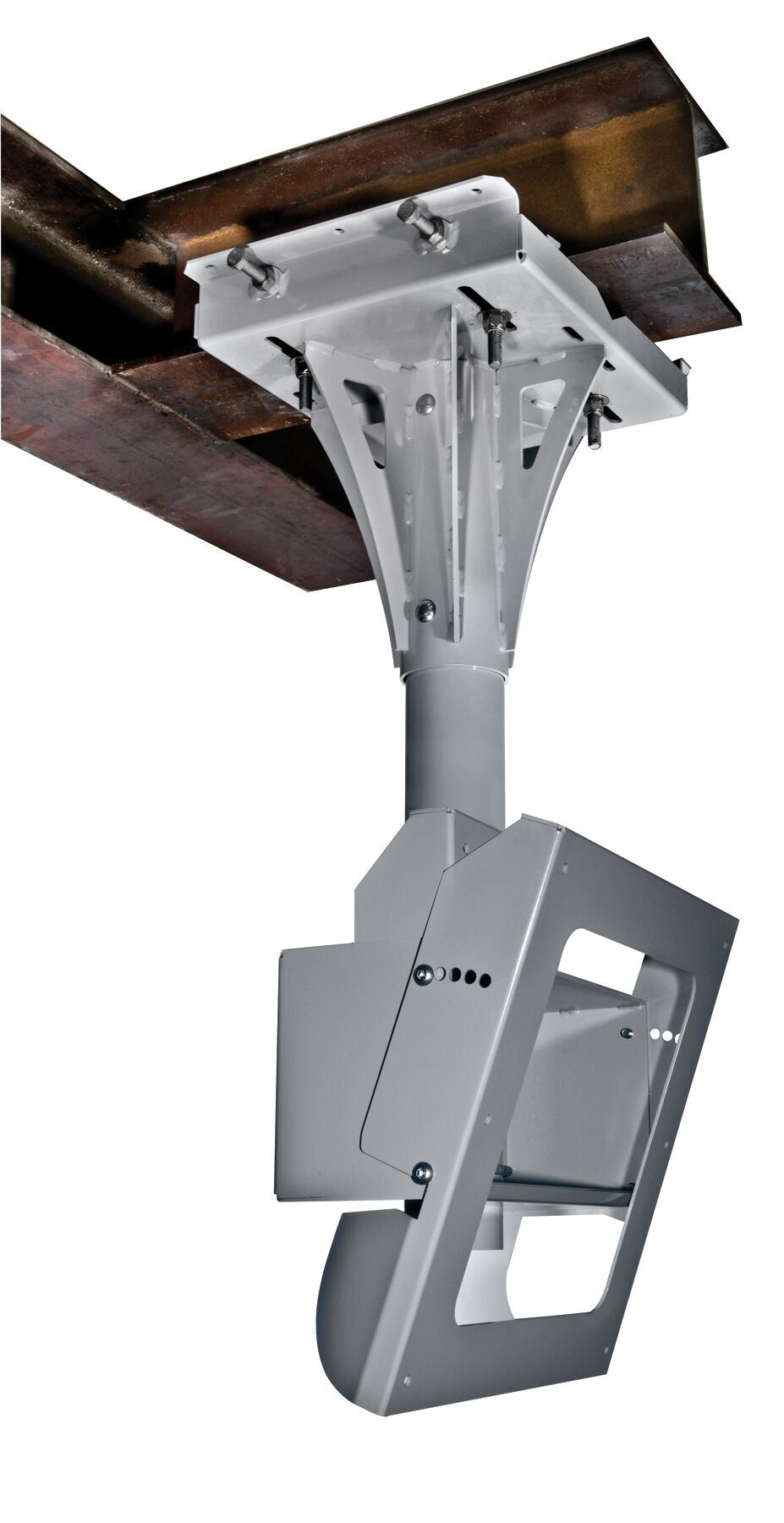 I-beam Swivel/Tilt Ceiling Mount for 42
