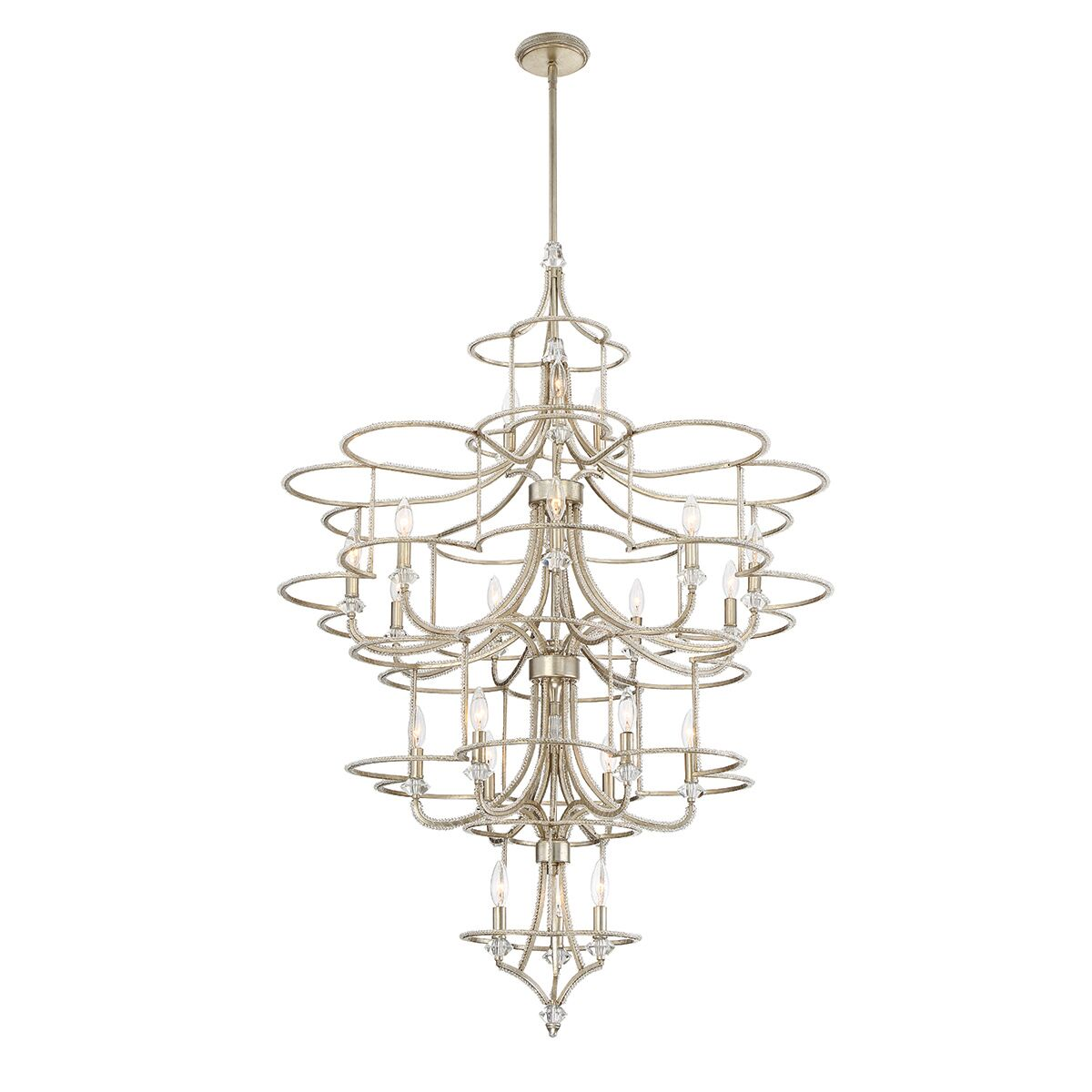 Palmisano 21-Light Chandelier