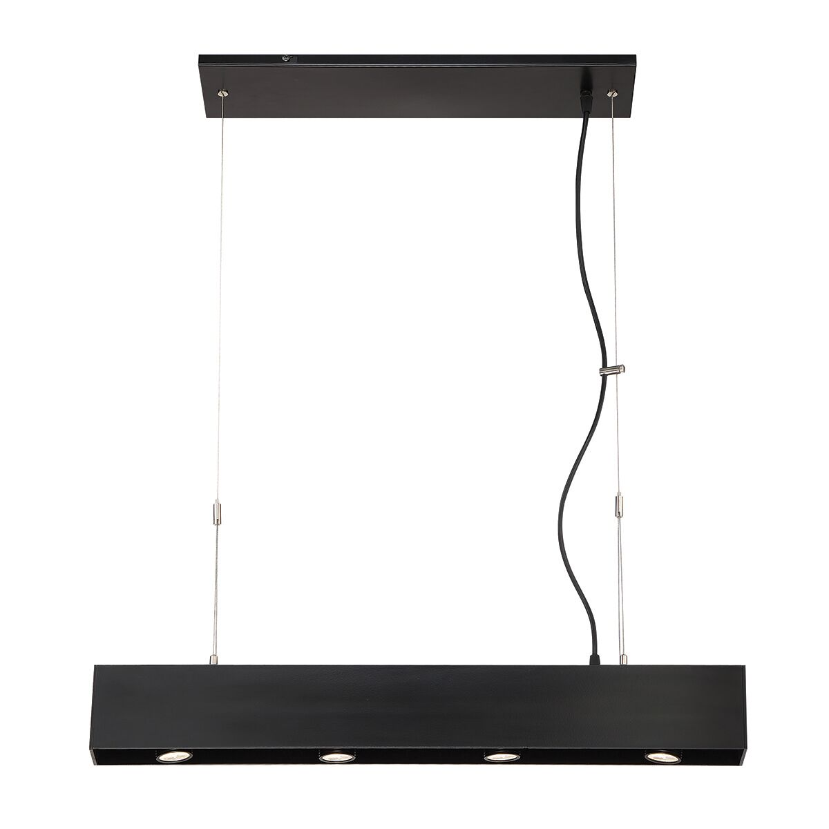 Niss 4-Light Kitchen Island Pendant