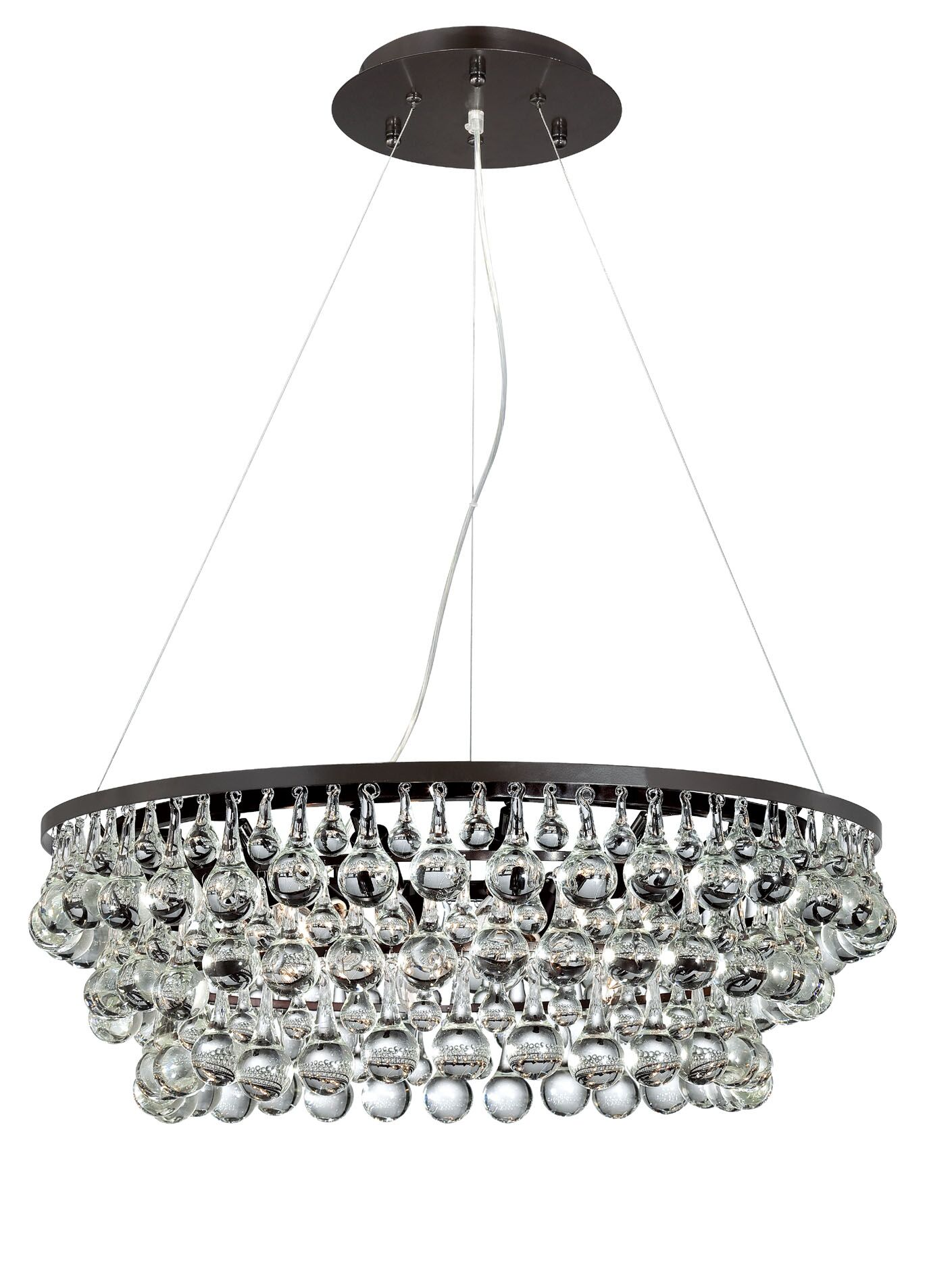 Lemaster 12-Light Novelty Chandelier