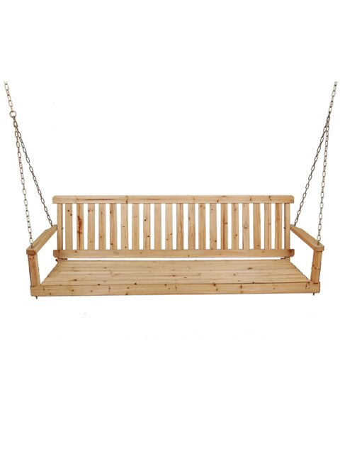 Porch Swing Size: 17.7