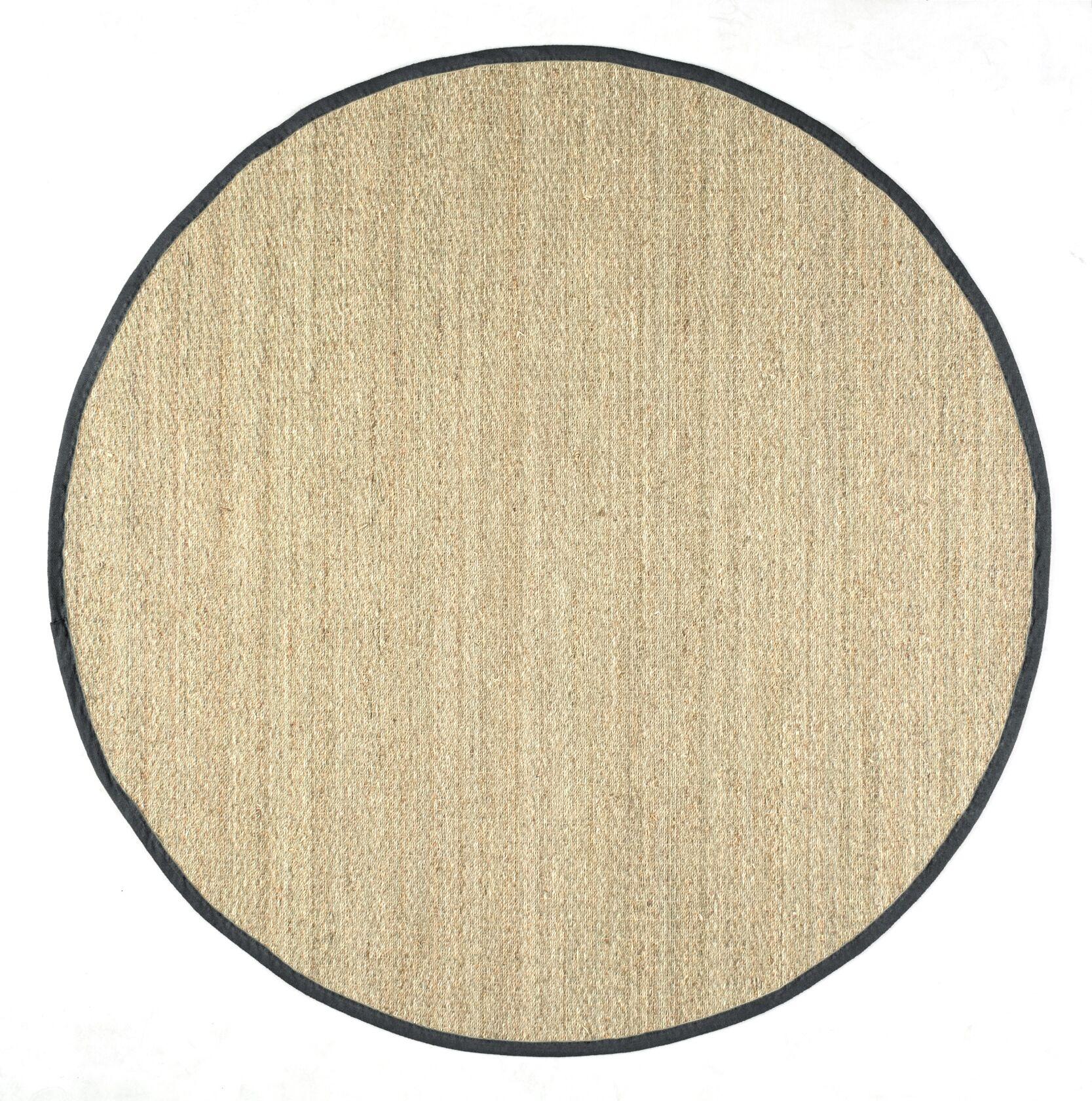 Gabriel Black Area Rug Rug Size: Rectangle 5' x 8'