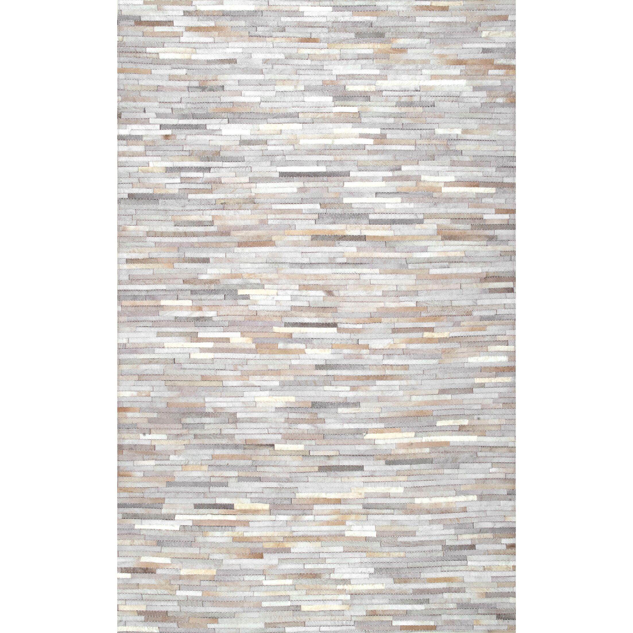 Quaeshia Patchwork Area Rug Rug Size: Rectangle 6' x 9'