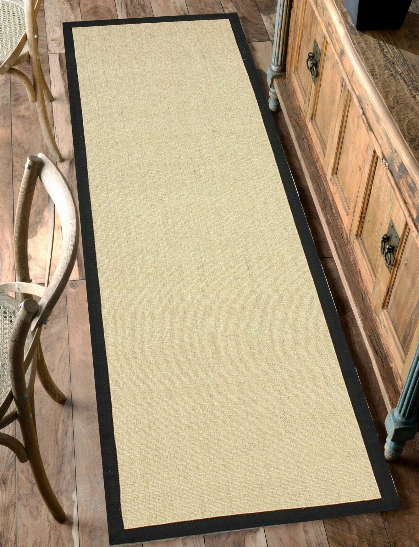 Alhambra Sand Area Rug Rug Size: Runner 2'6