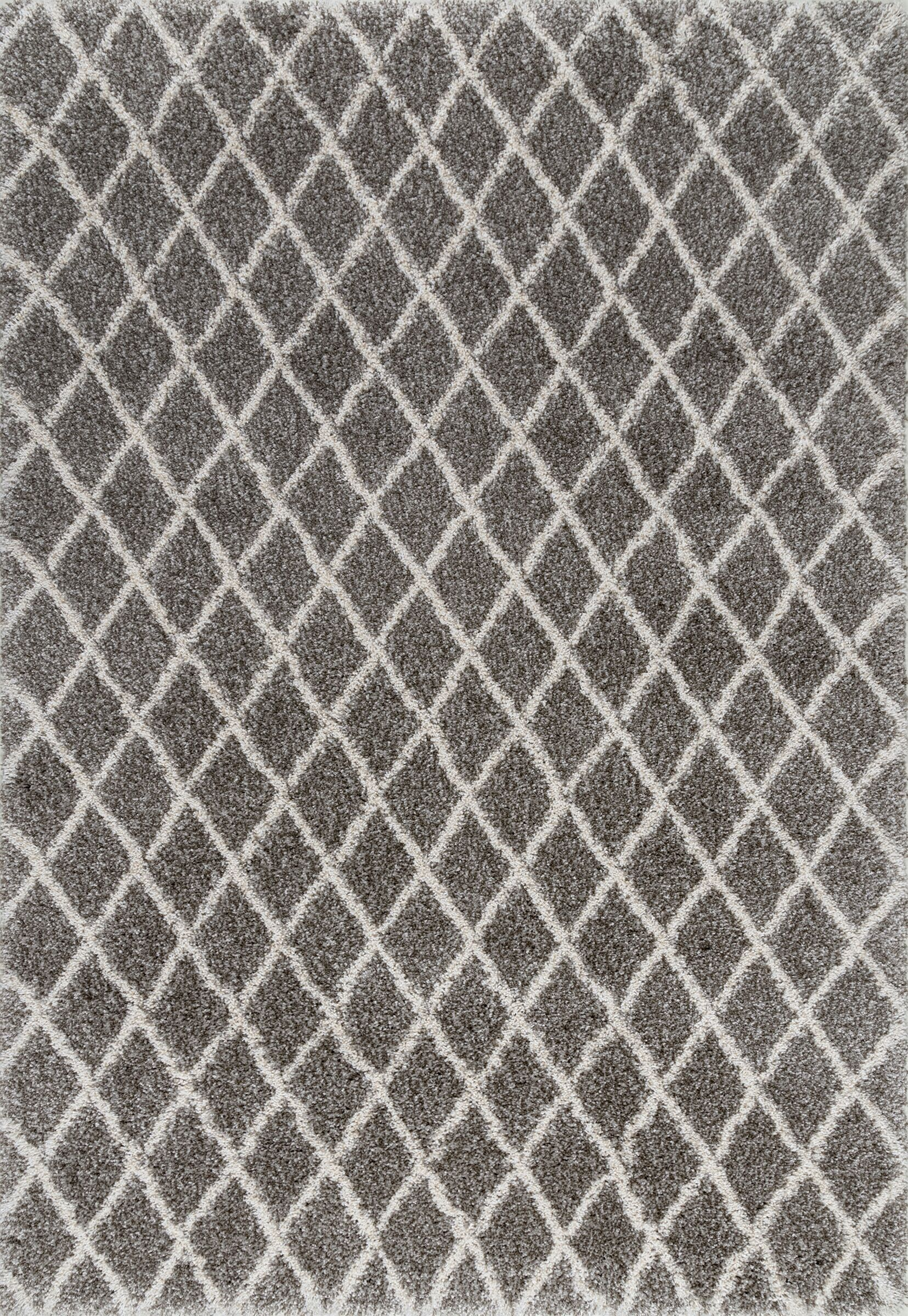 Chaunce Dark Gray Area Rug Rug Size: Rectangle 5' x 8'