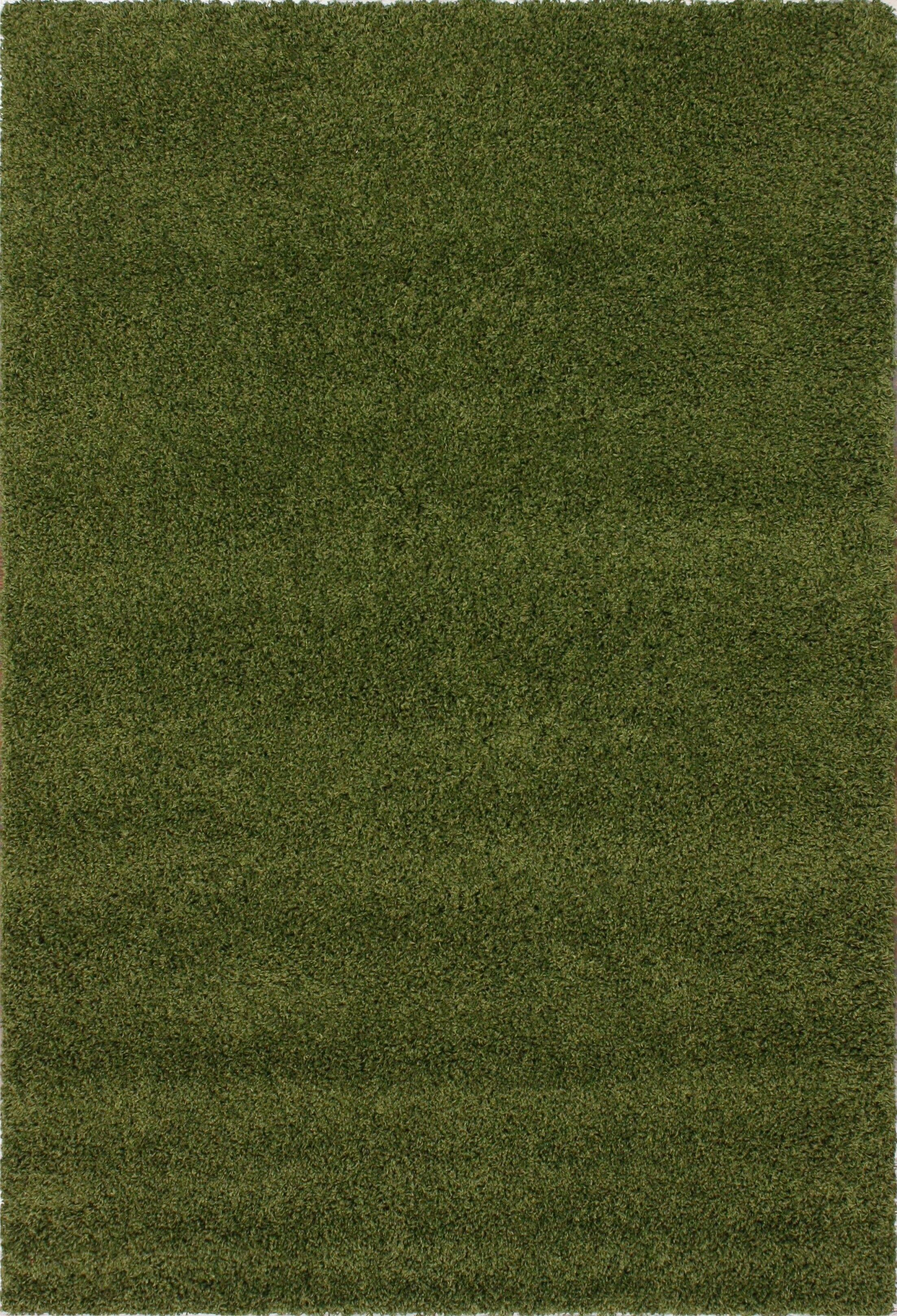 Veneti Hunter Green Area Rug Rug Size: Rectangle 5'3
