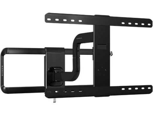 Premium Full-Motion Swivel/Extending/Tilt Arm Wall Mount for 51