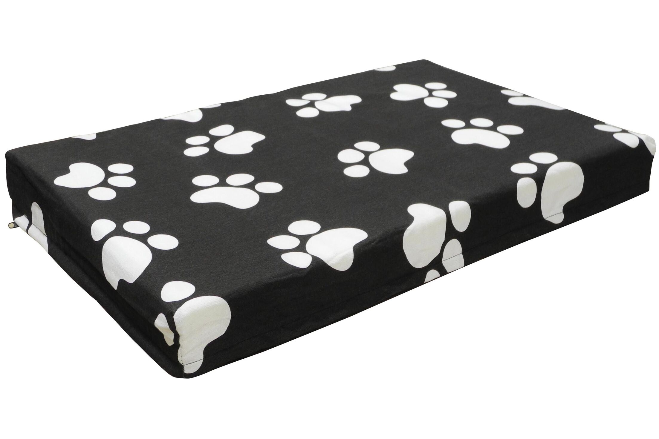 Memory Foam Orthopedic Pillow Dog Bed Size: Large (3