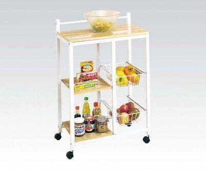 Rupe Kitchen Cart
