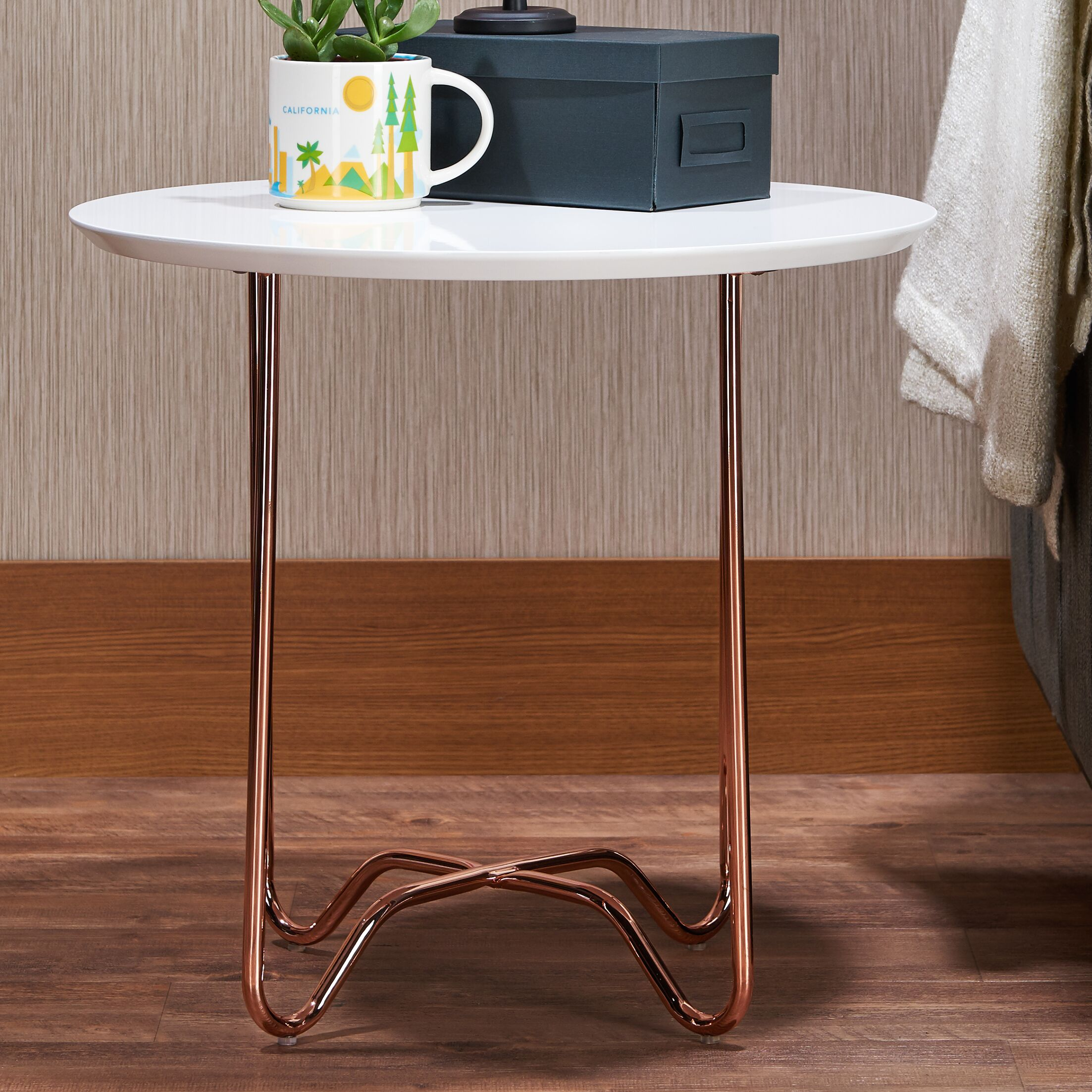 Salters End Table