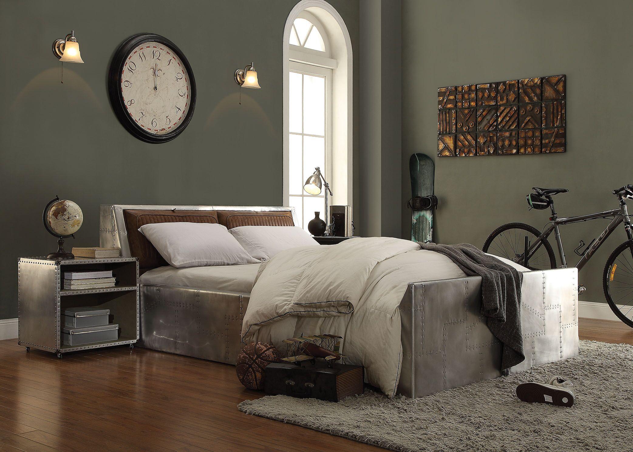 Annessia Queen Upholstered Storage Platform Bed