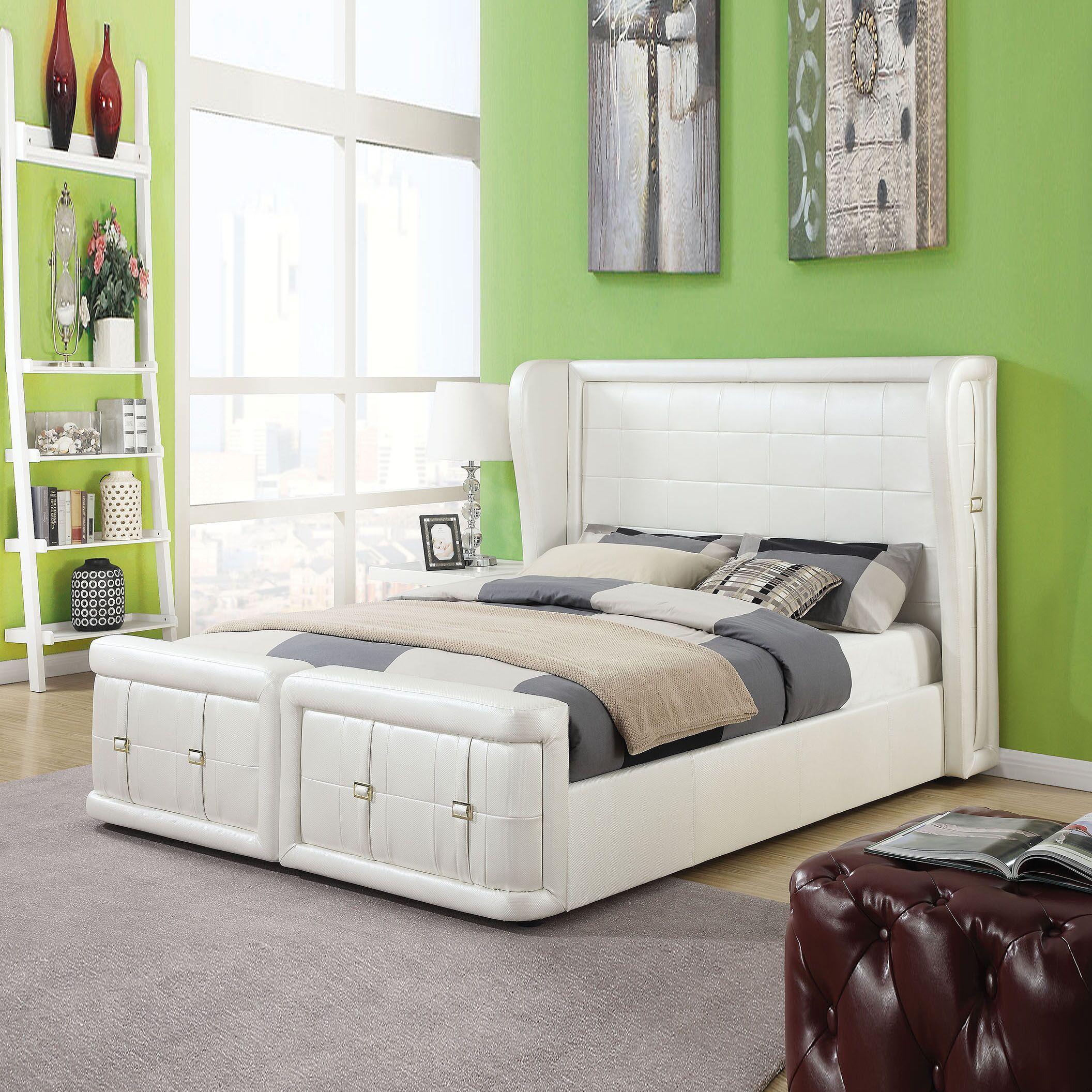 Jourdan Upholstered Panel Bed Size: King