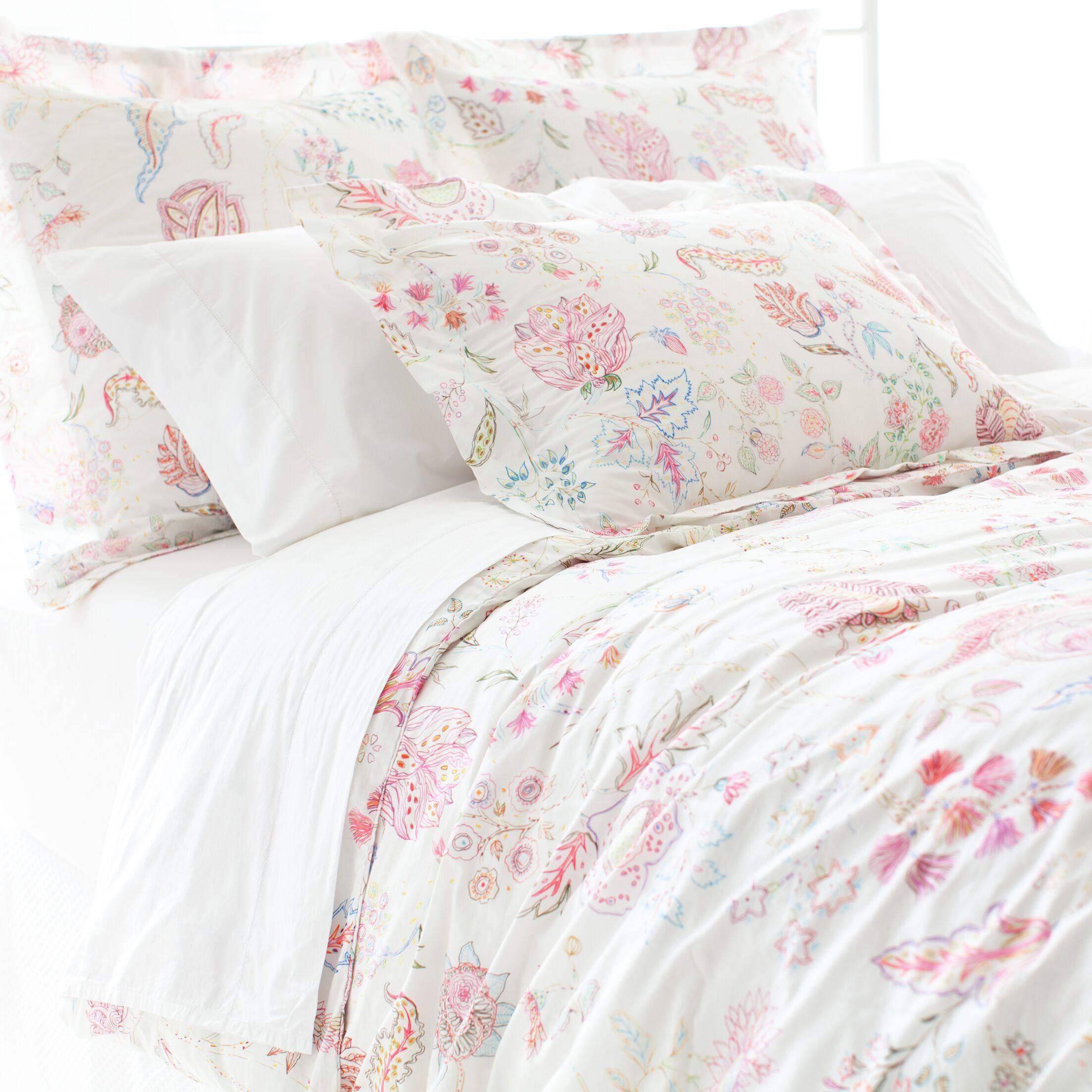 Mirabelle 200 Thread Count 100% Cotton Sheet Set Size: Full
