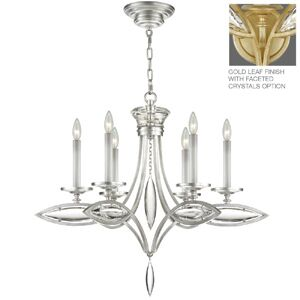 Marquise 6-Light Chandelier Finish: Gold