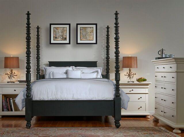 Parkland Four Poster Configurable Bedroom Set