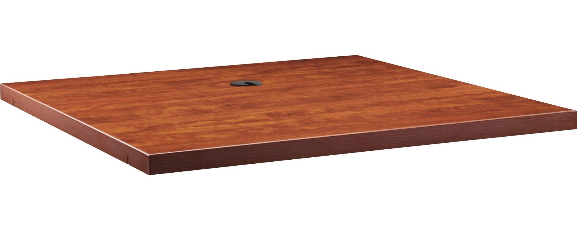 Modular Conference Table Top Finish: Mahogany