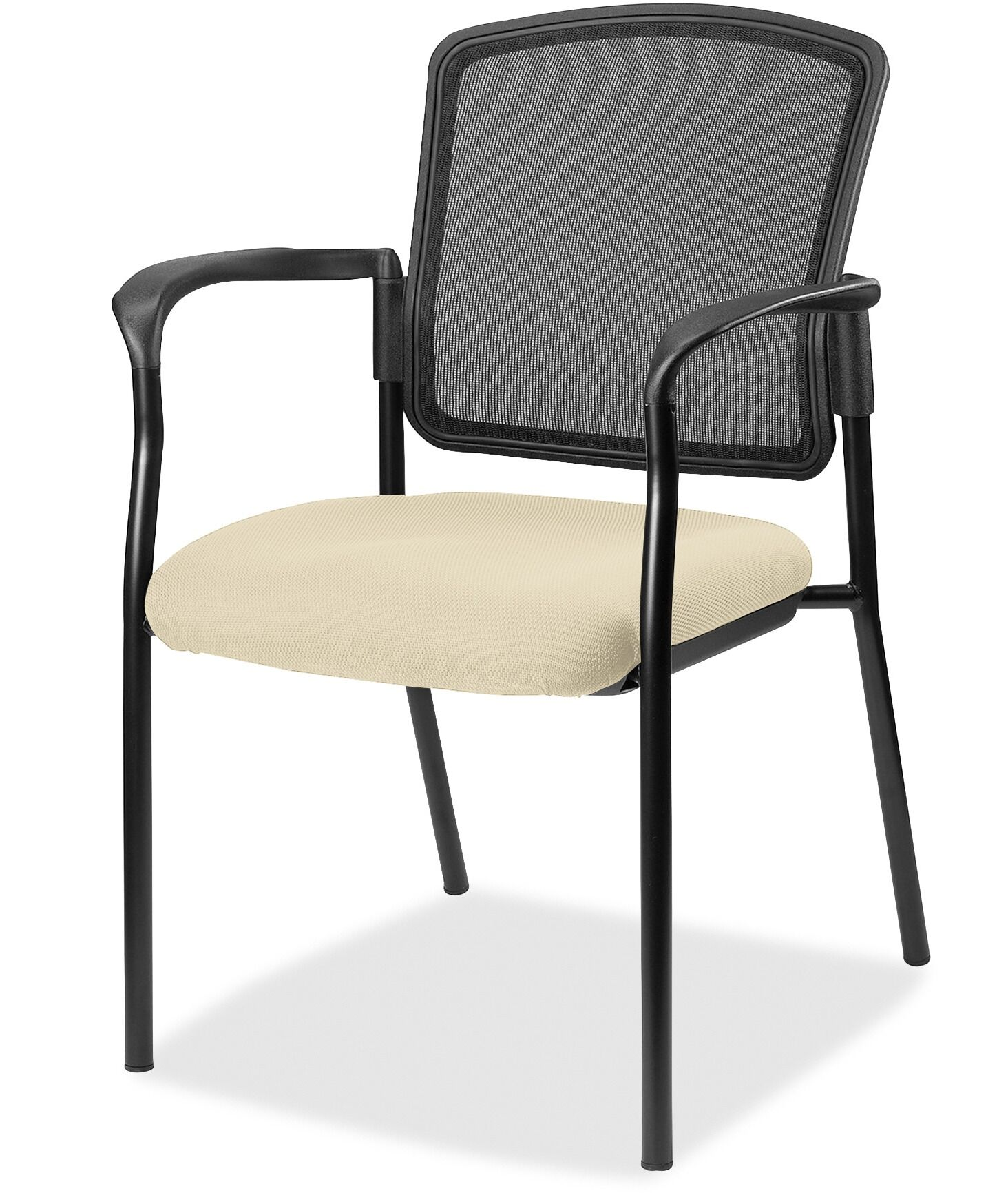 Guest Chair Seat Color: Beige