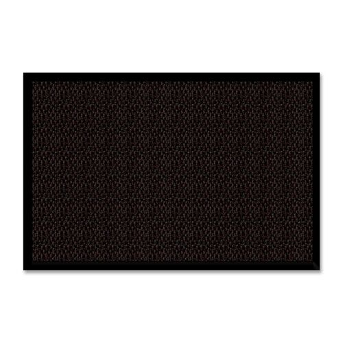 Solid Doormat Mat Size: Rectangle 36