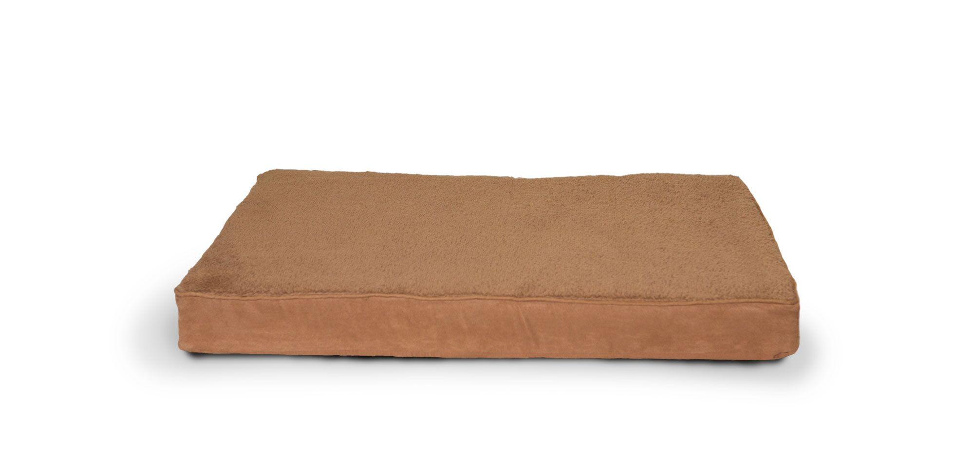 Billy Cooling Gel Top Orthopedic Pet Bed Color: Espresso, Size: Large