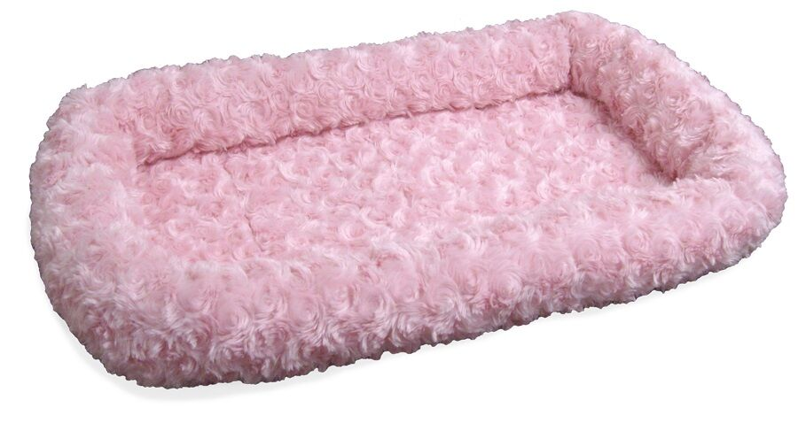 Carlyle Pet NAP Bolster Pet Bed Color: Strawberry, Size: 19